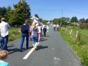Procession Sunday